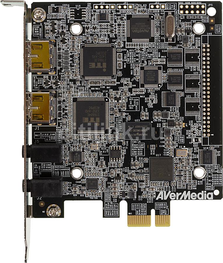 Карта видеозахвата AVERMEDIA Live Gamer HD Lite,  внутренний
