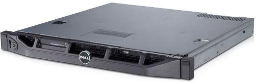 Сервер Dell PE R220 E3-1220V3/4Gb 1RUD 1.6/ x2 SATA 2x500Gb 7.2K 3.5