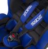 Автокресло детское SPARCO F 700 K, 1/2/3, черный/синий [spc/dk-300 bk/bl] вид 5