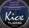 Колонки автомобильные KICX TL 693S,  коаксиальные,  200Вт [tl-693s] вид 4