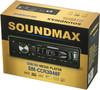 Автомагнитола SOUNDMAX SM-CCR3048F,  USB,  SD/MMC вид 5