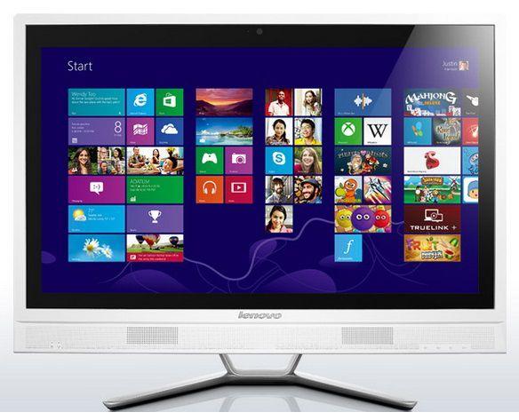 Моноблок LENOVO C560, Intel Core i5 4460T, 6Гб, 1000Гб, nVIDIA GeForce 800M - 2048 Мб, DVD-RW, Windows 8.1, белый [57326806]