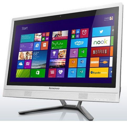 Моноблок LENOVO C460, Intel Core i5 4460T, 6Гб, 1Тб, nVIDIA GeForce 800M - 2048 Мб, DVD-RW, Windows 8.1 [57326844]