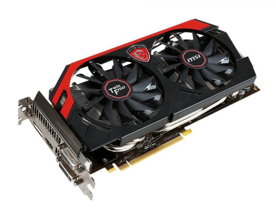 Видеокарта MSI GeForce GTX 780,  6Гб, GDDR5, OC,  Ret [n780 tf 6gd5/oc ]