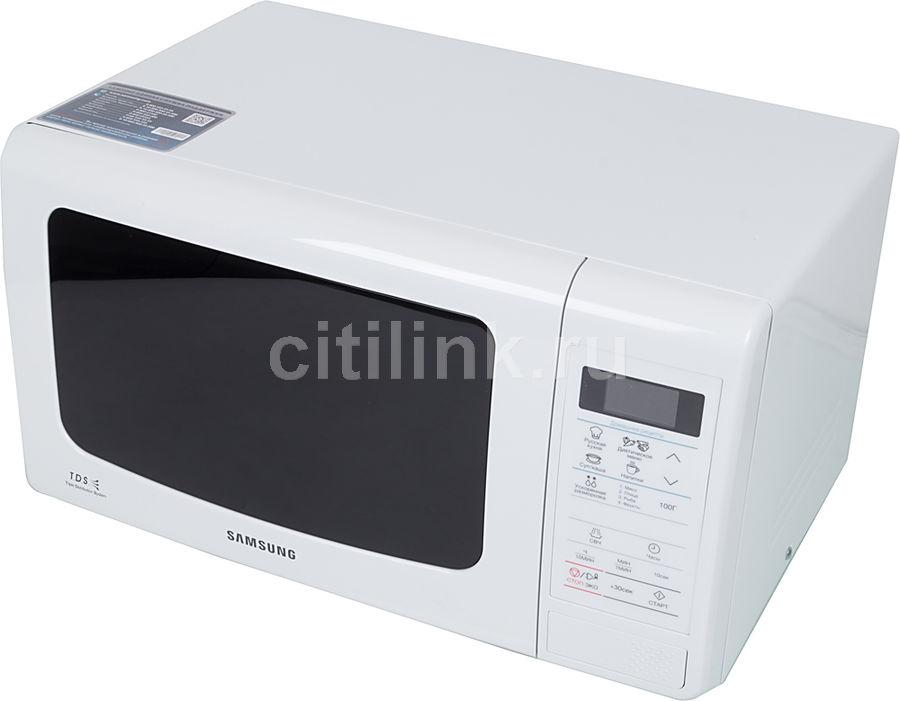 Микроволновая печь SAMSUNG ME83KRW-3, белый