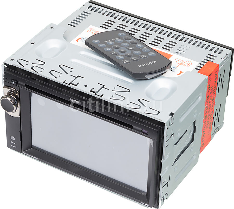 Автомагнитола PROLOGY DVS-265T,  USB,  SD