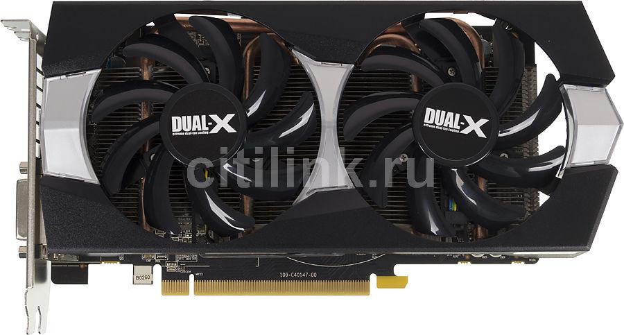 Видеокарта SAPPHIRE AMD  Radeon R9 270X ,  11217-04-20G,  4Гб, GDDR5, OC,  lite