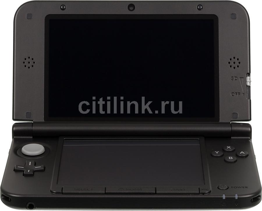 Игровая консоль NINTENDO 3DS XL, черный