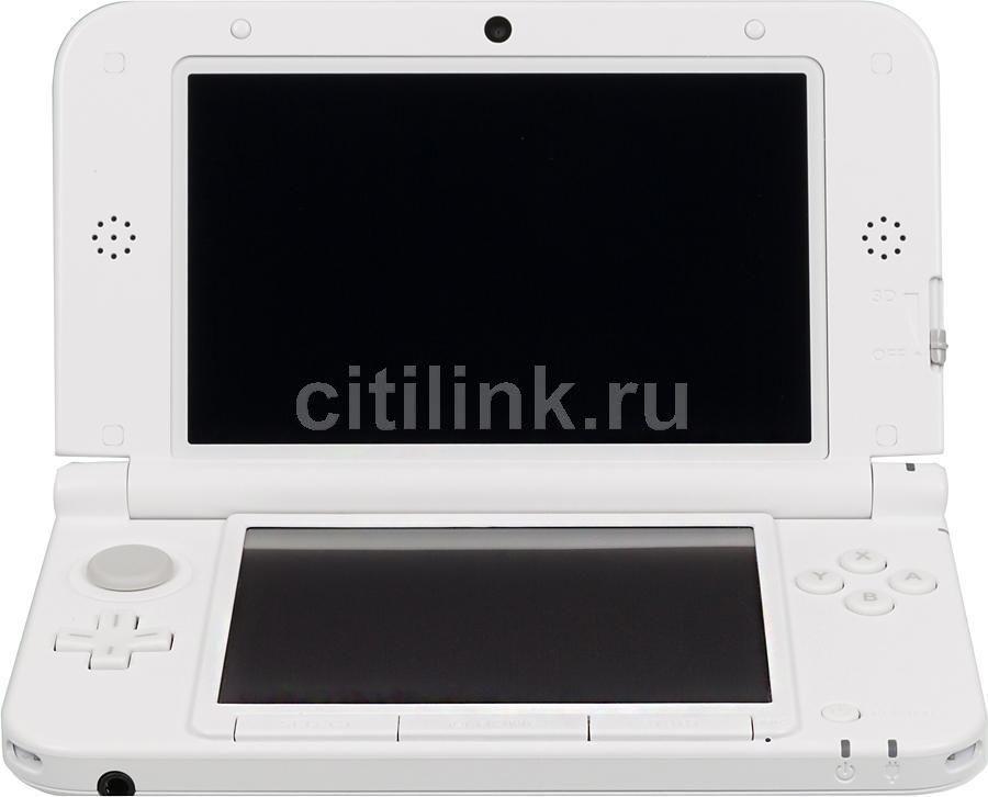 Игровая консоль NINTENDO 3DS XL, белый