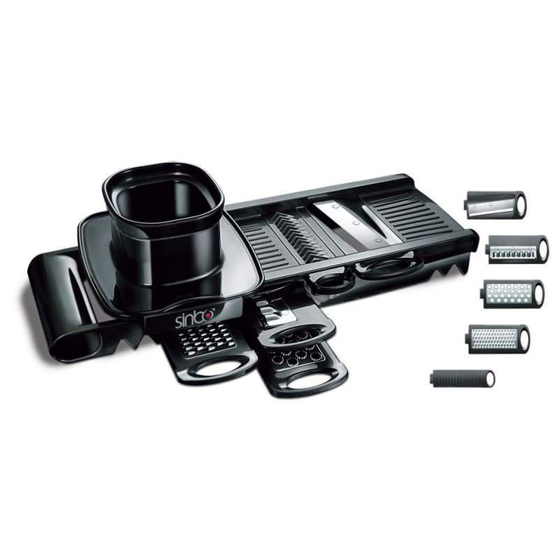 Измельчитель ручной Sinbo STO 6510 черный