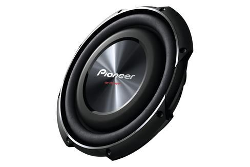 Сабвуфер автомобильный PIONEER TS-SW2502S4,  1200Вт