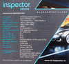Видеорегистратор INSPECTOR SEVEN черный вид 8