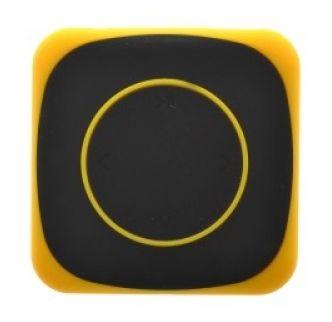 MP3 плеер TEXET T-3 flash 4Гб желтый/черный [123044]