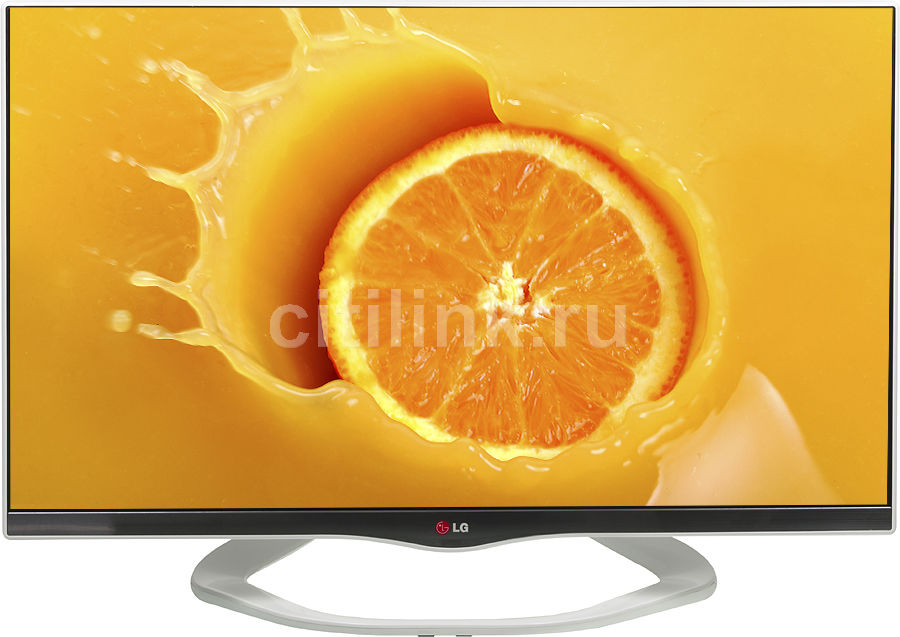 """LED телевизор LG 32LA667V  """"R"""", 32"""", 3D,  FULL HD (1080p),  белый"""