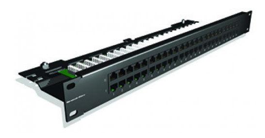 Патч-панель Brand-Rex (C5CPNLU504PK2M) 19