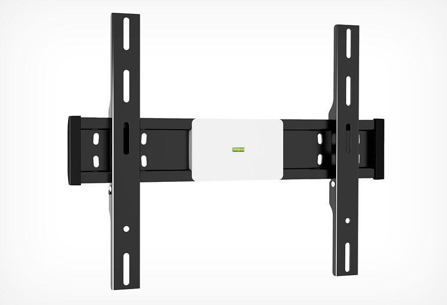 "Кронштейн для телевизора Holder LCD-F4611 черный 32""-65"" макс.40кг настенный фиксированный [lcd-f4611-b]"