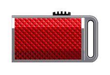 Флешка USB A-DATA Sport S701 8Гб, USB2.0, красный