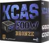 Блок питания AEROCOOL KCAS-500W,  500Вт,  120мм,  черный, retail вид 6