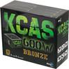 Блок питания Aerocool ATX 600W KCAS-600W 80+ bronze (24+4+4pin) APFC 120mm fan 7xS (отремонтированный) вид 6