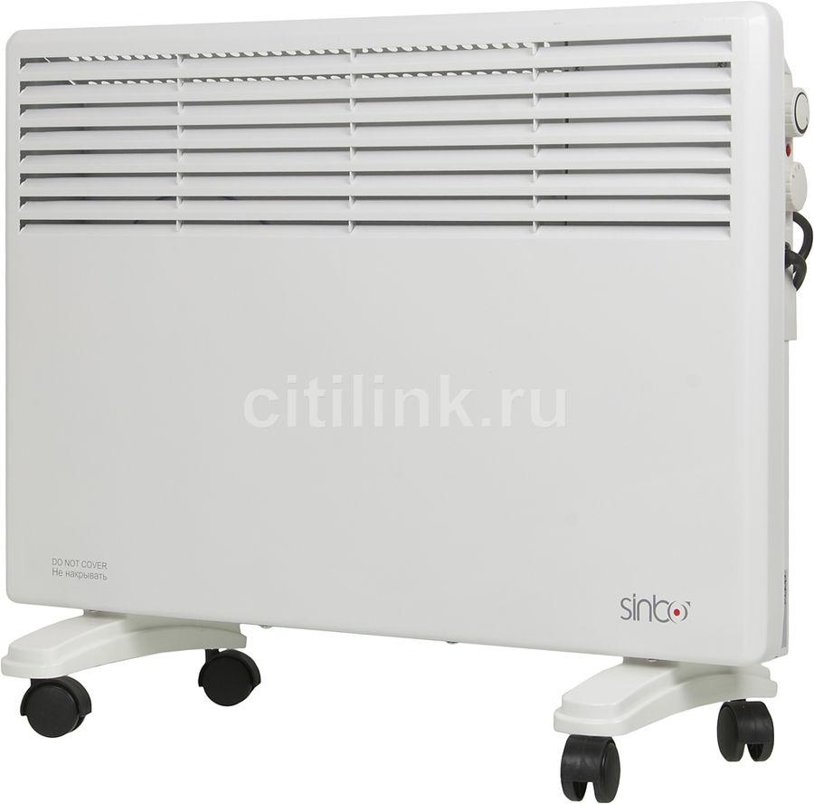 Конвектор SINBO SFH 3366,  1600Вт,  белый