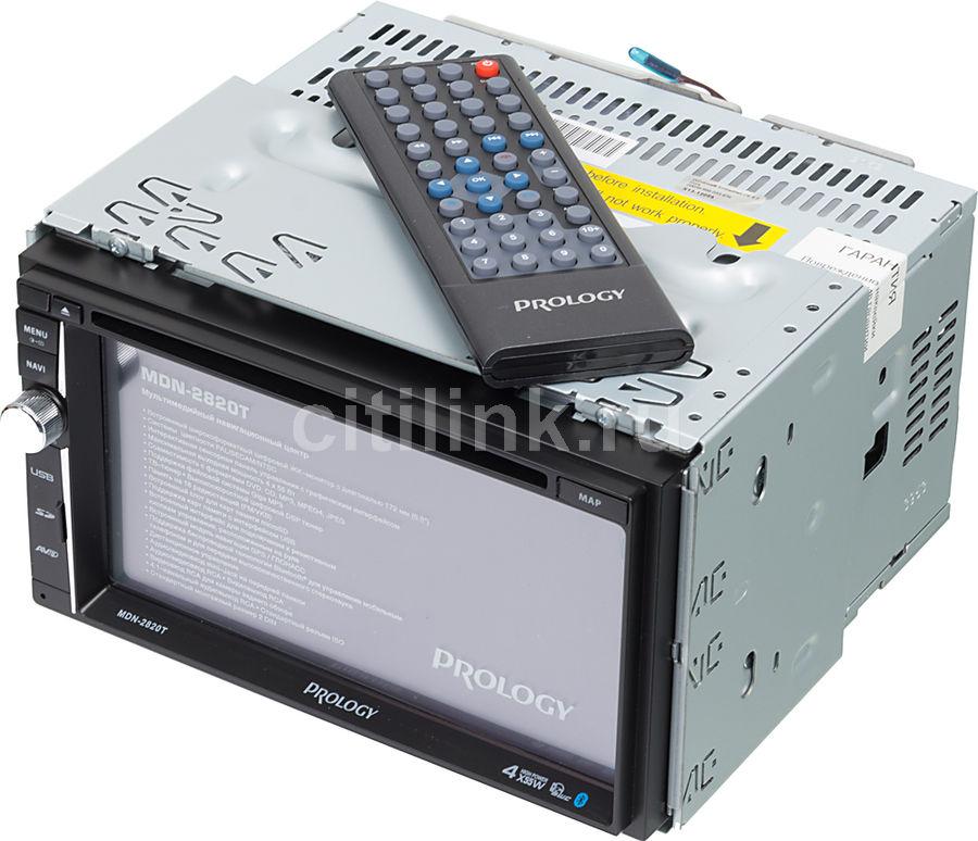 Автомагнитола PROLOGY MDN-2820T,  USB,  SD