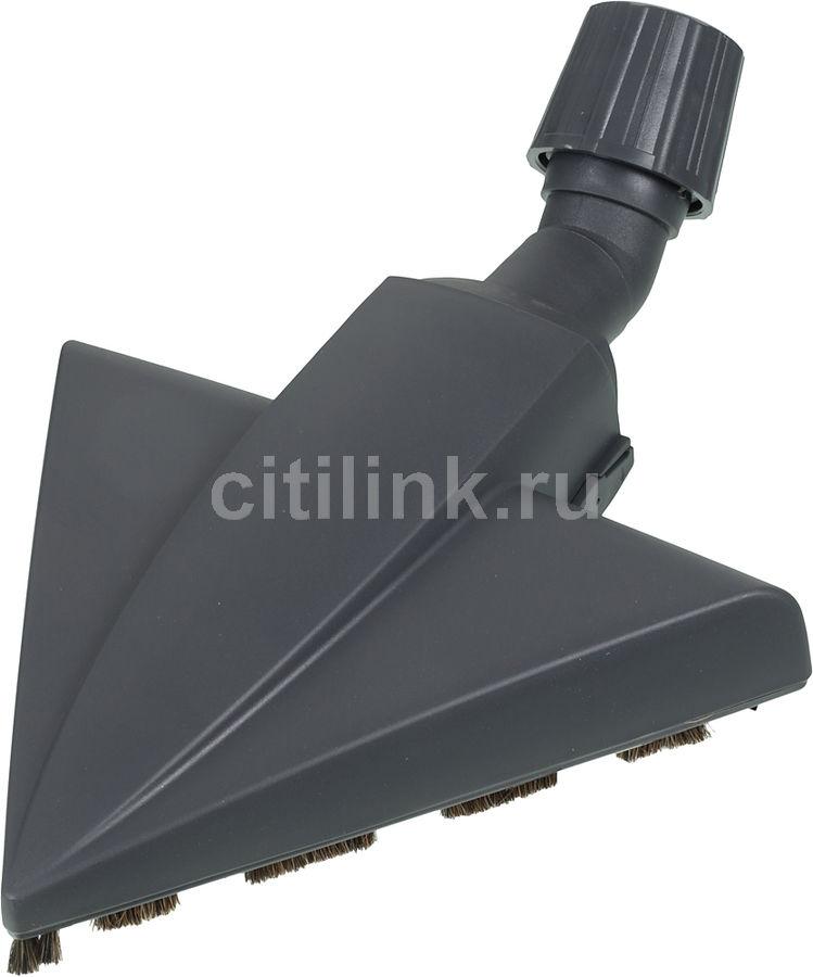 Насадка FILTERO FTN 14,  универсальная,  треугольная, с натуральной щетиной, для уборки в углах и вдоль стен