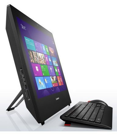 Моноблок LENOVO S40-40, Intel Core i3 4150, 4Гб, 500Гб, Intel HD Graphics 4400, DVD-RW, Windows 8.1, черный [f0ax002yrk]