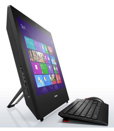 Моноблок LENOVO S40-40, Intel Core i3 4150, 4Гб, 500Гб, Intel HD Graphics 4400, DVD-RW, Windows 7 Professional, черный [f0ax0025rk]