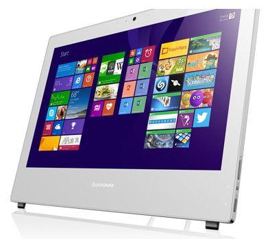 Моноблок LENOVO S40-40, Intel Pentium G3240, 4Гб, 500Гб, Intel HD Graphics, DVD-RW, Free DOS, белый [f0ax001wrk]