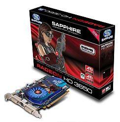 Видеокарта SAPPHIRE Radeon HD 3650,  512Мб, DDR3, oem [11127-xx-10r]