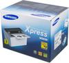 Принтер SAMSUNG SL-M2020(XEV/FEV) лазерный, цвет:  белый [sl-m2020/fev] вид 11