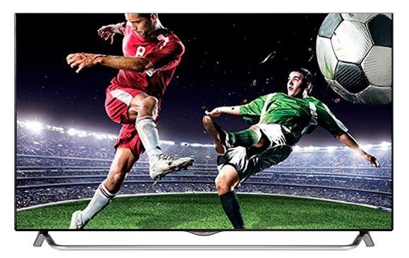 """LED телевизор LG 55UB830V  """"R"""", 55"""", 3D,  Ultra HD 4K (2160p),  темно-серый"""