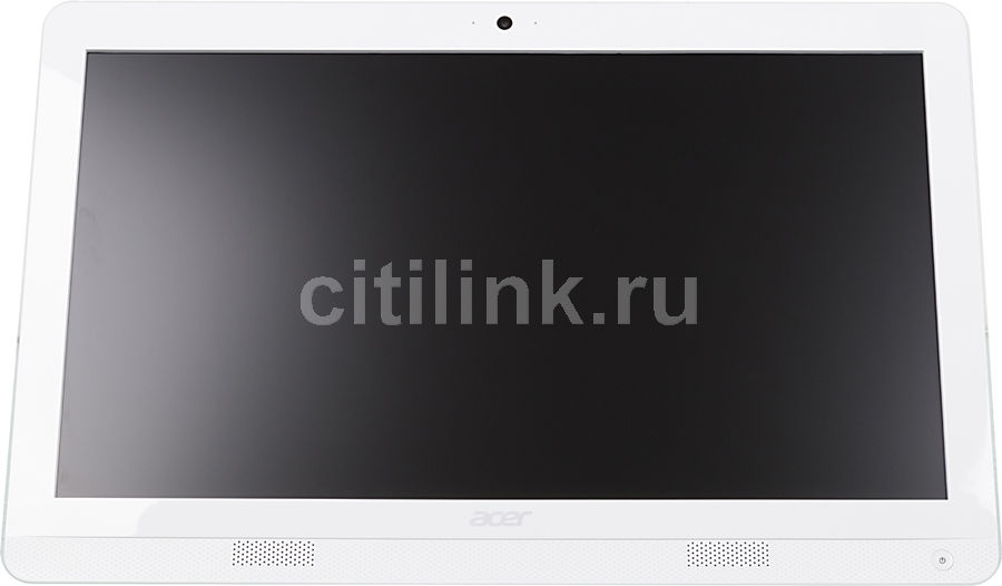 Моноблок ACER Aspire ZC-606, Intel Celeron J2900, 2Гб, 500Гб, Intel HD Graphics, DVD-RW, Free DOS, белый [dq.suter.007]