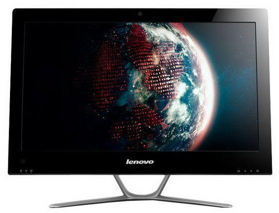 Моноблок LENOVO C455, AMD A8 6410, 6Гб, 1Тб, nVIDIA GeForce 800M - 2048 Мб, DVD-RW, Windows 8.1 [57330657]