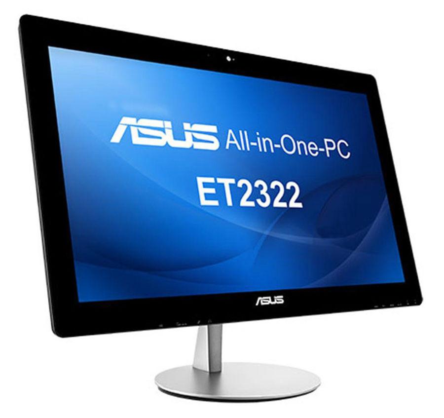 Моноблок ASUS ET2322INTH-B001R, Intel Core i7 4500U, 8Гб, 1Тб, nVIDIA GeForce 740 - 1024 Мб, DVD-RW, Windows 8.1 [90pt00q2-m03710]