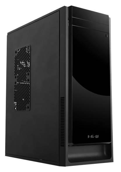 Компьютер  IRU Corp City Intel  Core i5  4570,  DDR3 4Гб, 500Гб,  Intel HD Graphics,  DVD-RW,  noOS,  черный