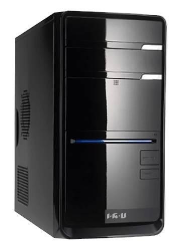 Компьютер  IRU Corp City AMD  Athlon II X3  460,  DDR3 4Гб, 500Гб,  AMD Radeon HD 3000,  DVD-RW,  noOS,  черный