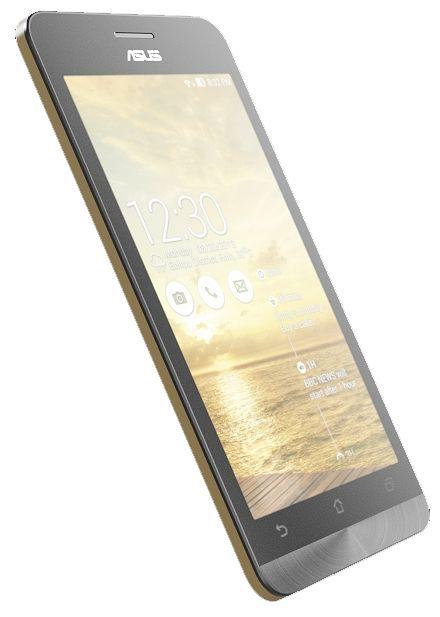 Смартфон ASUS Zenfone 5 LTE A500KL  золотистый