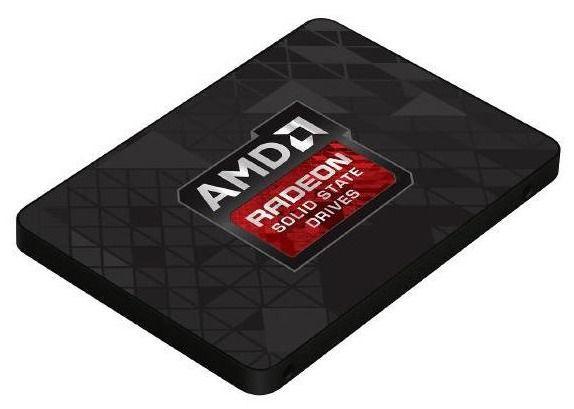 SSD накопитель AMD RADEON-R7SSD-480G 480Гб, 2.5