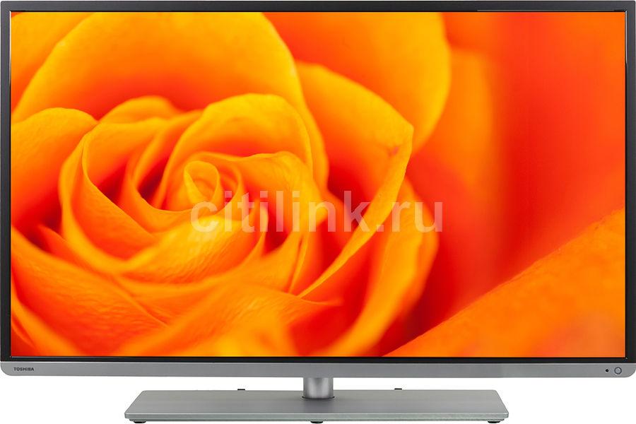 """LED телевизор TOSHIBA REGZA 40L5455R  """"R"""", 40"""", 3D,  FULL HD (1080p),  черный"""