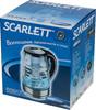 Чайник электрический SCARLETT SC-EK27G01, 2200Вт, серебристый вид 12