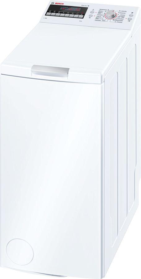Стиральная машина BOSCH WOT24455OE, вертикальная загрузка,  белый