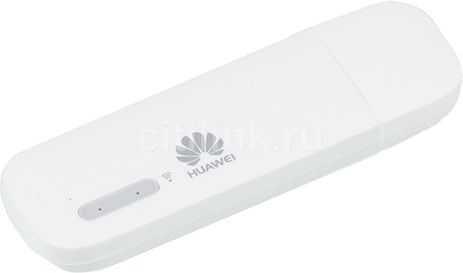 Модем HUAWEI E8231w 3G, белый