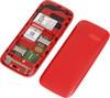 Мобильный телефон ALCATEL OneTouch 1040D  красный вид 5