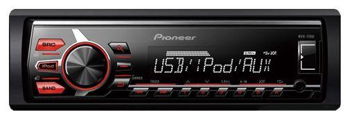 Автомагнитола PIONEER MVH-170UI,  USB