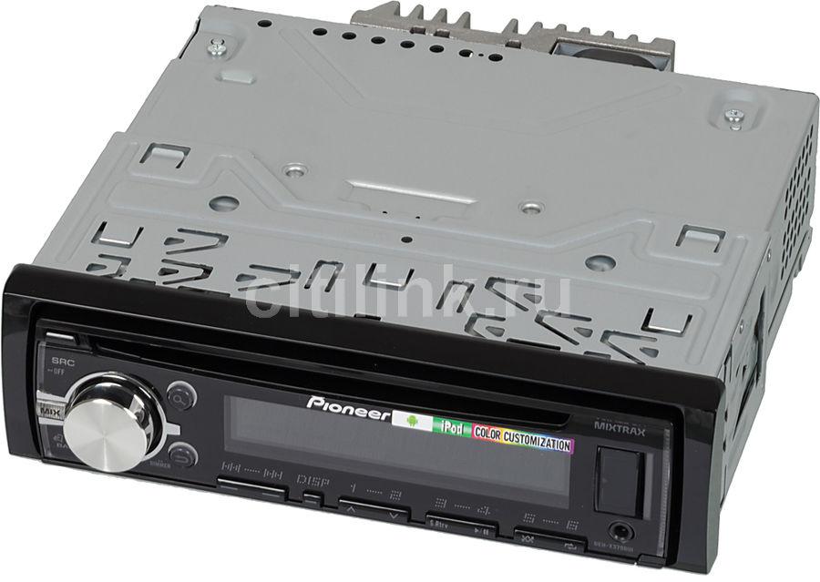 Автомагнитола PIONEER DEH-X3700UI,  USB