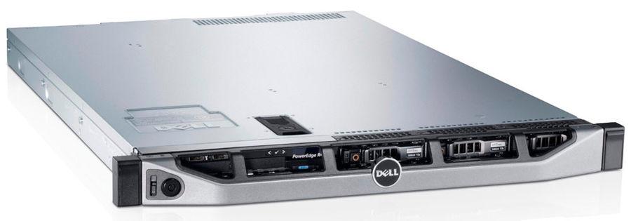 Сервер Dell PowerEdge R420 1xE5-2420 1x8Gb2x550W DRW H310 NBD3Y (210-ACCW-3)