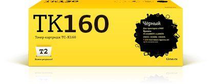 Тонер Картридж T2 TC-K160 черный для Kyocera FS-1120D/1120DN/Ecosys P2035d (2500ст (плохая упаковка)