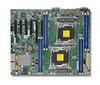 Серверная материнская плата SUPERMICRO MBD-X10DRL-i-O,  Ret вид 1