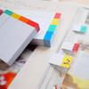 Закладки самокл. индексы бумажные Stick`n 21615 14x76мм 4цв.в упак. 100лист с цветным краем европодв вид 3